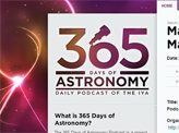 Days of Astronomy