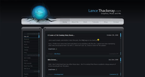 Lance Thackeray