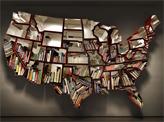 America Book Shelf