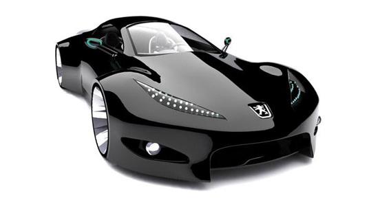 Peugeot Prana