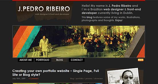 J Pedro Ribeiro