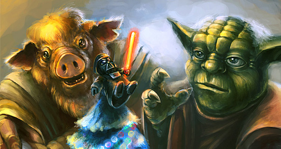 New Year force