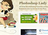 Photoshop Lady