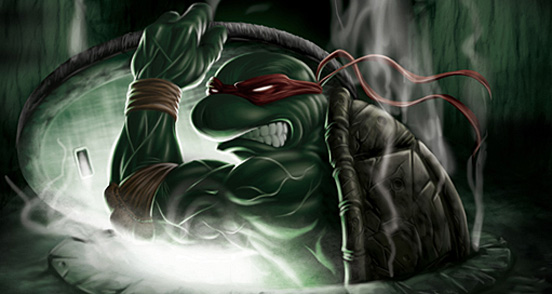 78 Gambar Animasi Keren Ninja