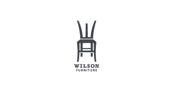 Wilson Furniture Logo Design The Design Inspiration