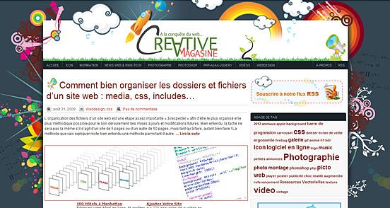 Creative Magasine
