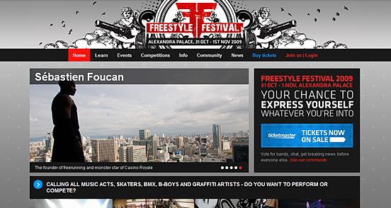 Freestyle Festival