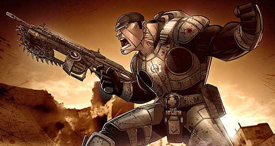 Gears of War II