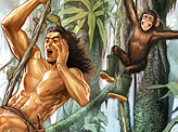 Tarzan With A Boots