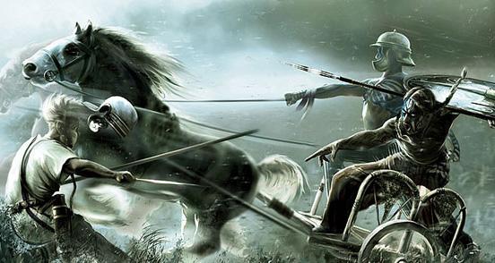 Chariot Celts