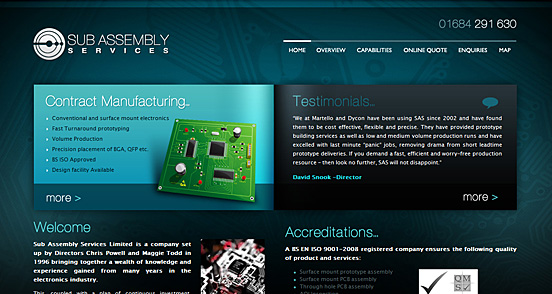 Sub Assembly Services
