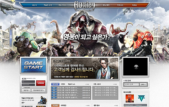 30 Stunning Online Games Website Design | The Design Inspiration