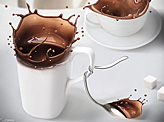 Hot Milk Chocolate