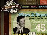 Mom And Popcorn