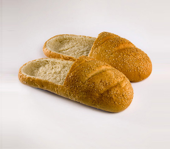 Bread Shoes