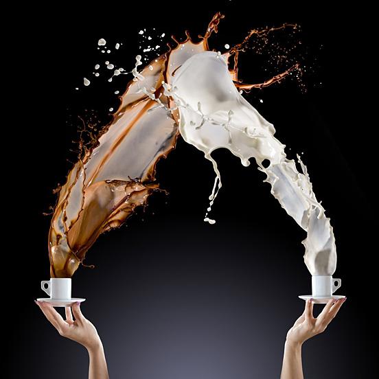 Coffee Splash Cup
