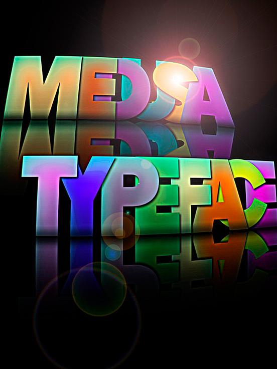 Medusa Typeface