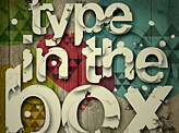 Type in the Box