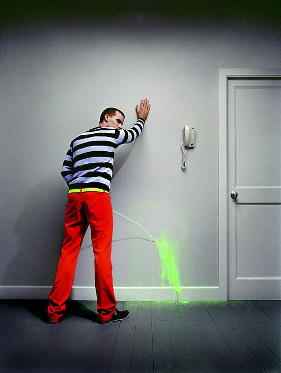 Urinate