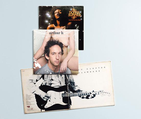 Album Covers Mix