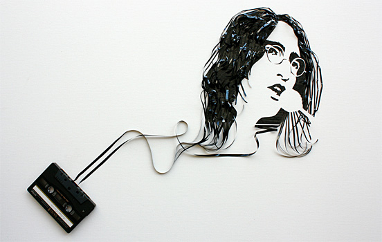Cassette Tape Artworks