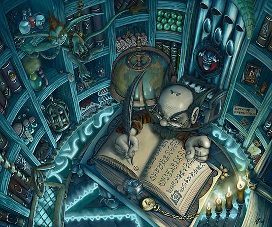 Gnome Warlock Shop Final