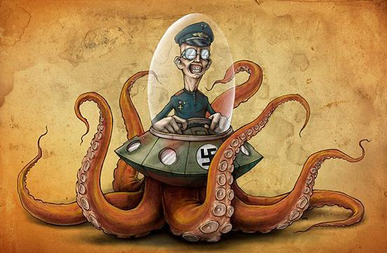 UFO Octopus