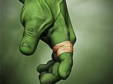Bandaid Hulk