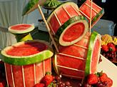 Drum Watermelon
