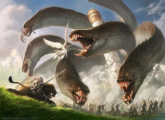 MTG Apocalypse Hydra