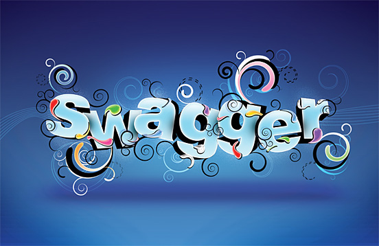 Swagger Fonts Inspirations The Design Inspiration