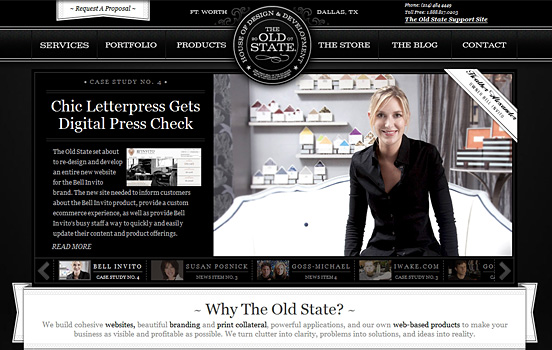 Black Website