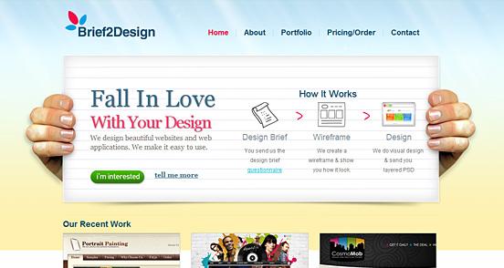 Brief2 Design