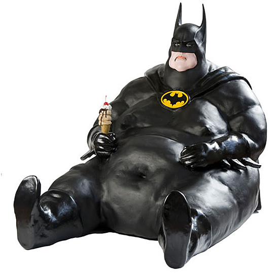 Fat Batmen