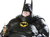Fat Batmen