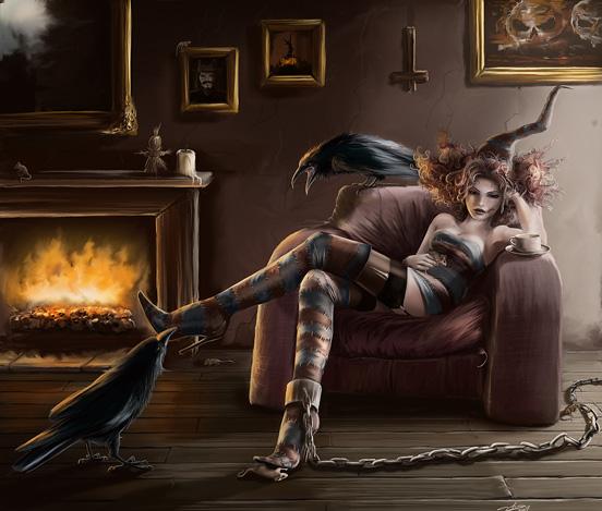 Witchfinder General's Parlour