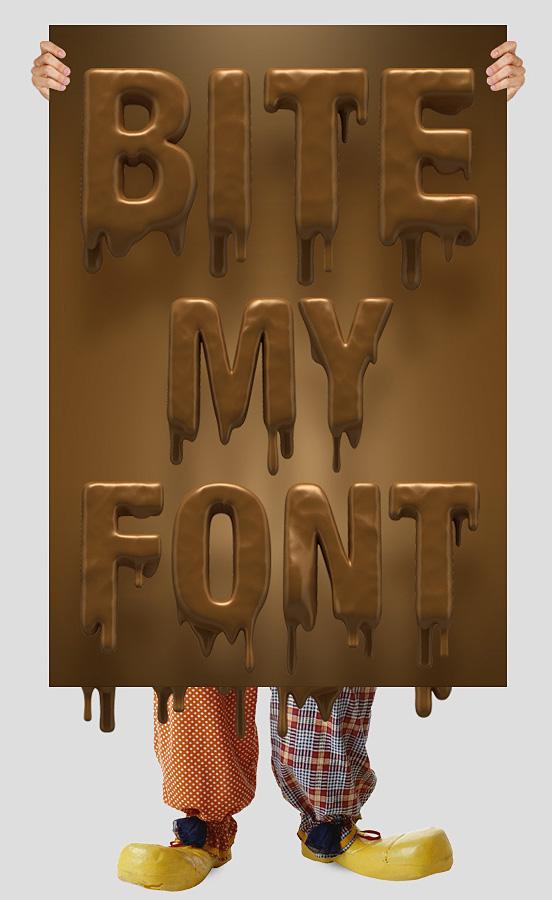 Bite My Font