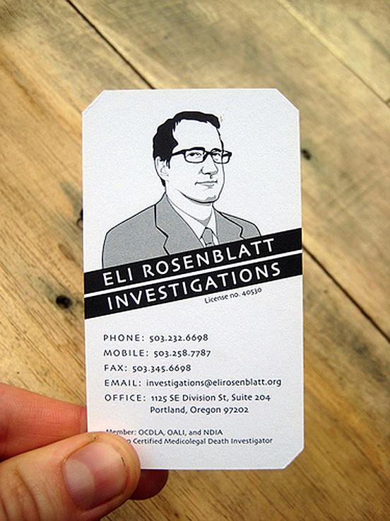 Eli Rosenblatt Investigations