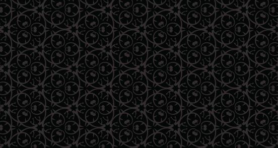 Ornate Black