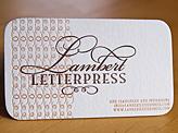 Our Letterpress