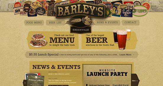 Barley's Gville