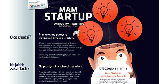 Mam Startup