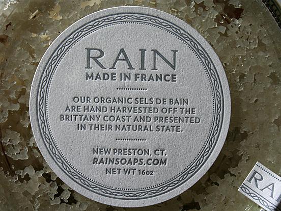 Rain Soap