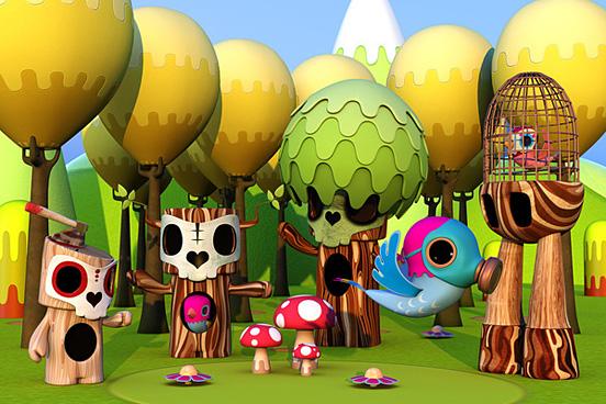 The Treeborn Gang