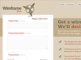 Wireframe Plus