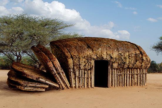 African Bread Hut