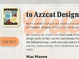 Azzcat Design