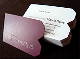 BrandGlow Business Card
