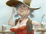 Cowgirl Granny