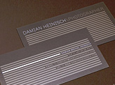 Damian Heinisch Business Card